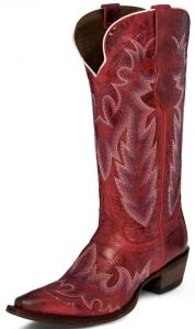 Elina Redstone Cowgirl Boot