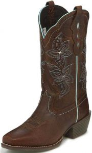 Justin Ladies Arin Cowboy Boot