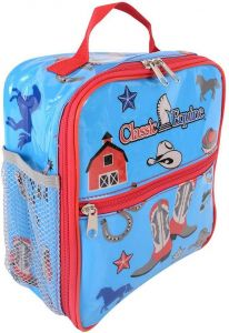 Classic Equine Kids Lunch Box