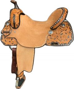 Dianne Lipham Mounted Shooting Saddle
