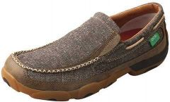 Twisted X Men's ecoTWX Slip-On Driving Moc