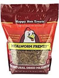 Happy Hen Meal Worm Frenzy 5lb Bag