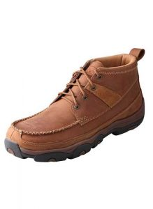 Twisted X® Men's 4″ Driving Moc Hiker