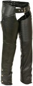 Milwaukee Leather Women's Chaps With Hip Pockets