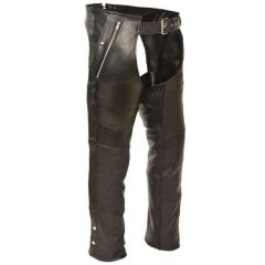 Milwaukee Leather  Men's Four Pocket Thermal Lined Chap