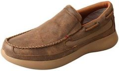 Twisted X Men's REVA12 Slip-On Casual Shoe / Bomber