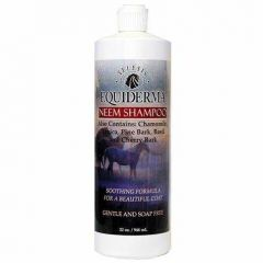 Equiderma Shampoo with Neem 32oz
