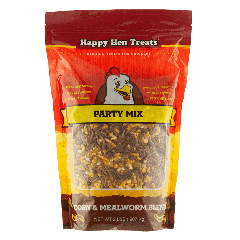 Happy Hen Party Mix Meal Worm/Cricket Mix 2 lbs