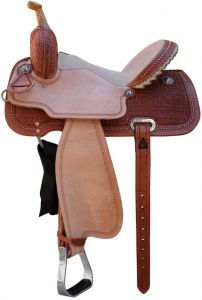 Bar J Competitor Saddle