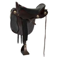 T49 Tucker Equitation Endurance Saddle