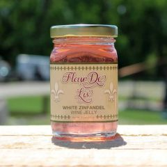 White Zinfandel Wine Jelly