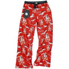 Unstable in the Morning Fitted PJ Pant